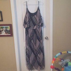 Plus size(26/28) spaghetti strap dress